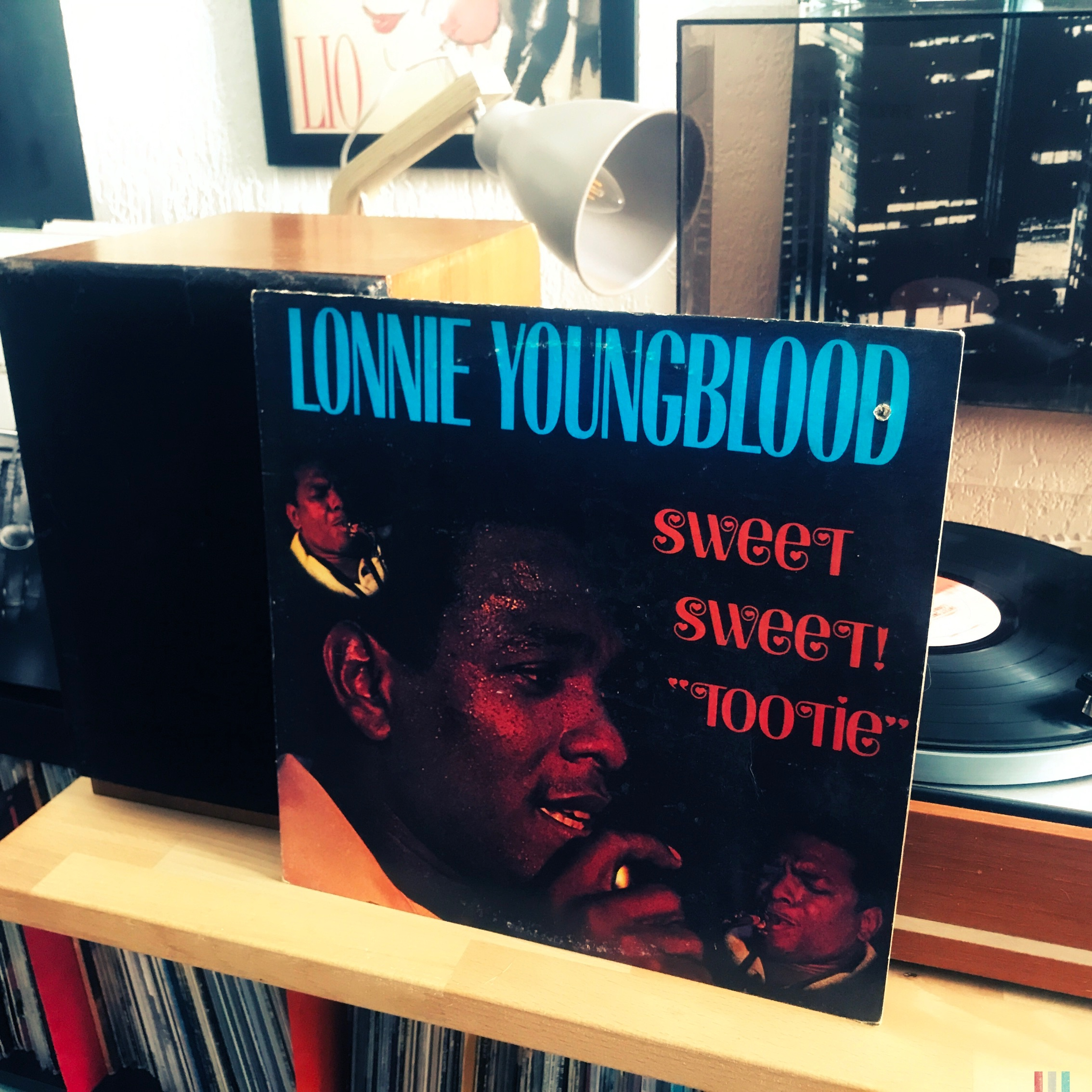 Jour 27 – Lonnie Youngblood