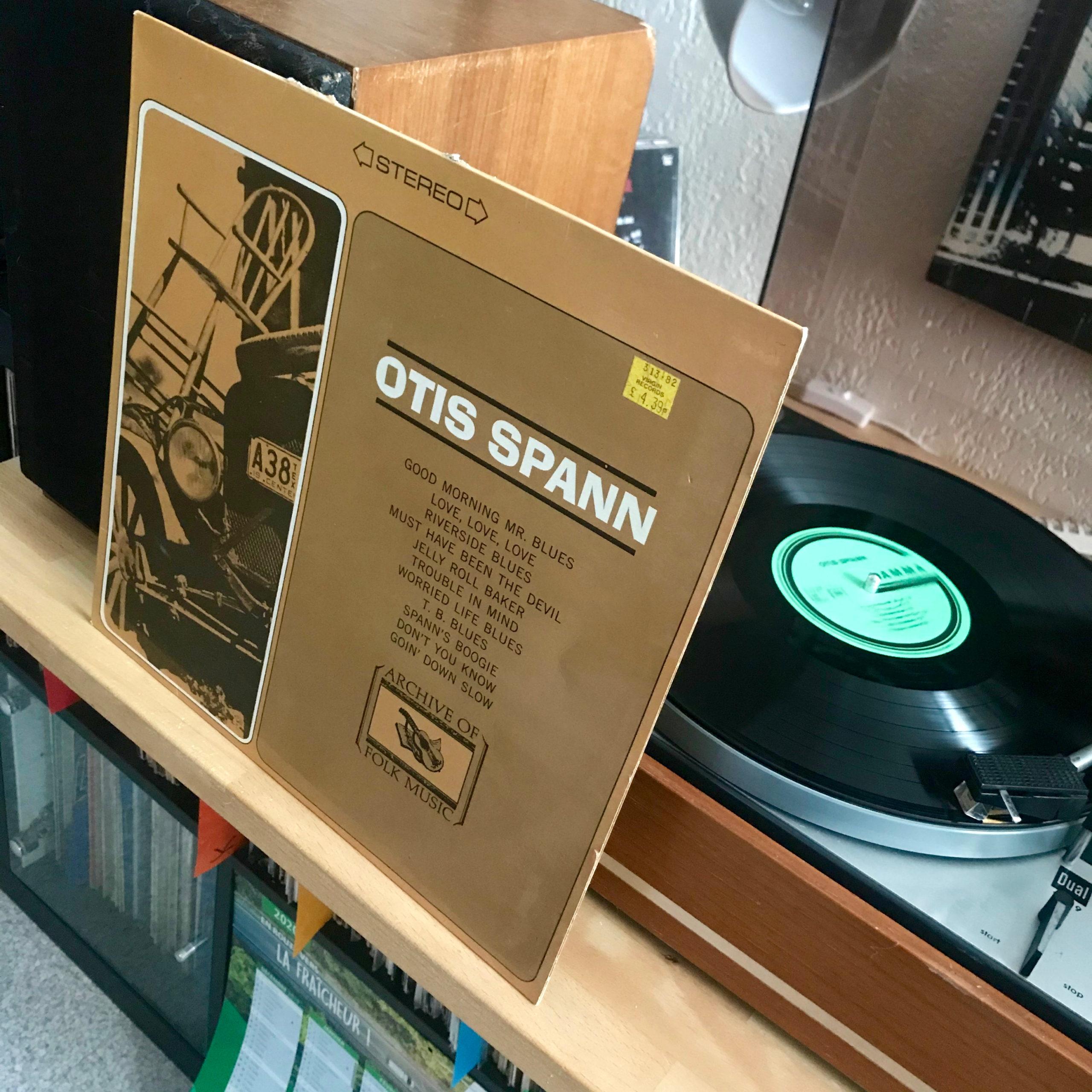 Jour 37 – Otis Spann