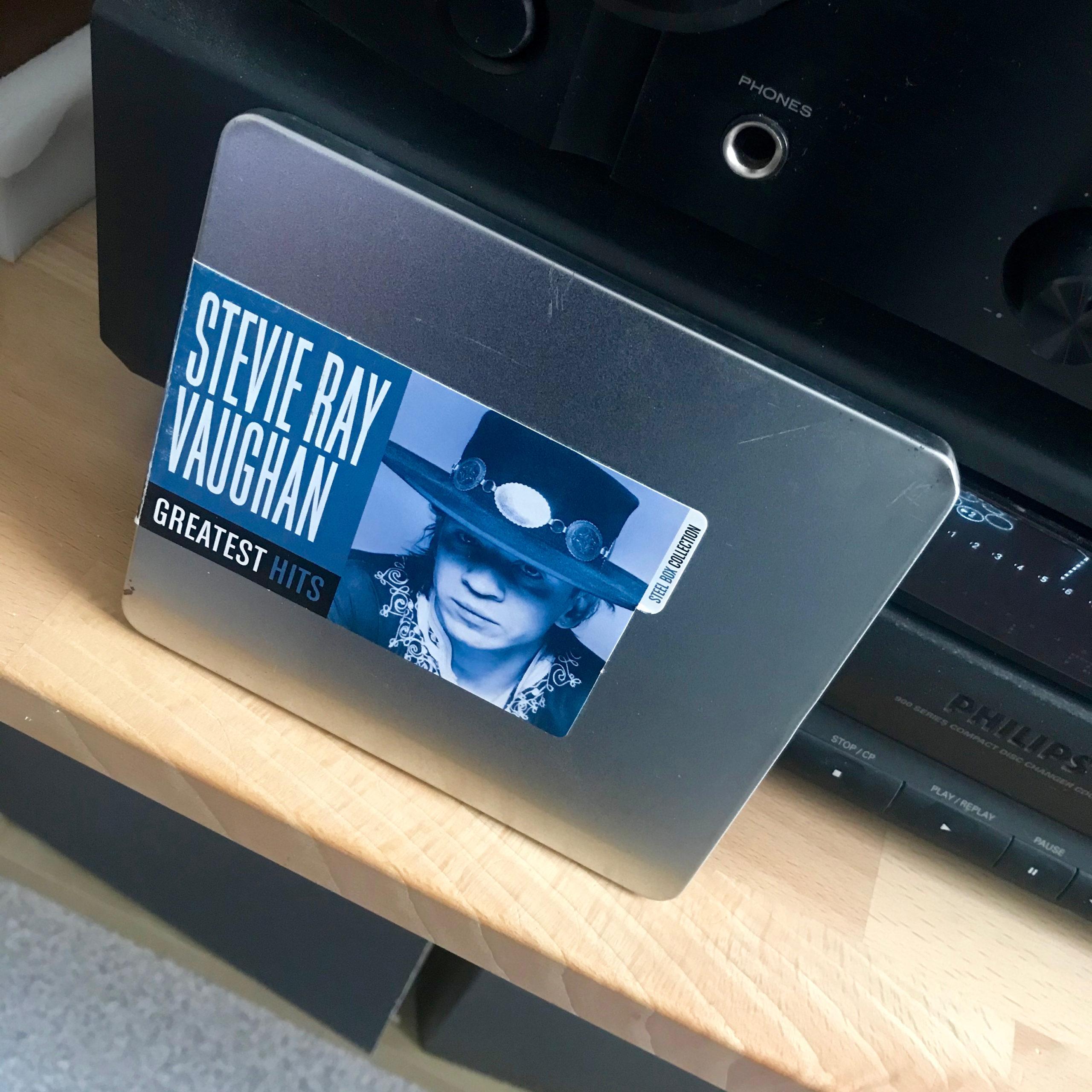 Jour47, j-9 – Stevie Ray Vaughan