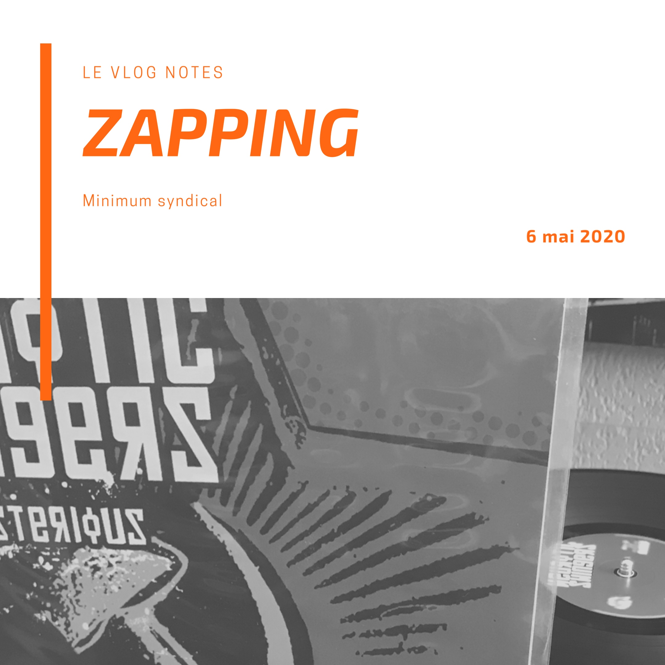 [Vlog Notes] Zapping Punk et Rock