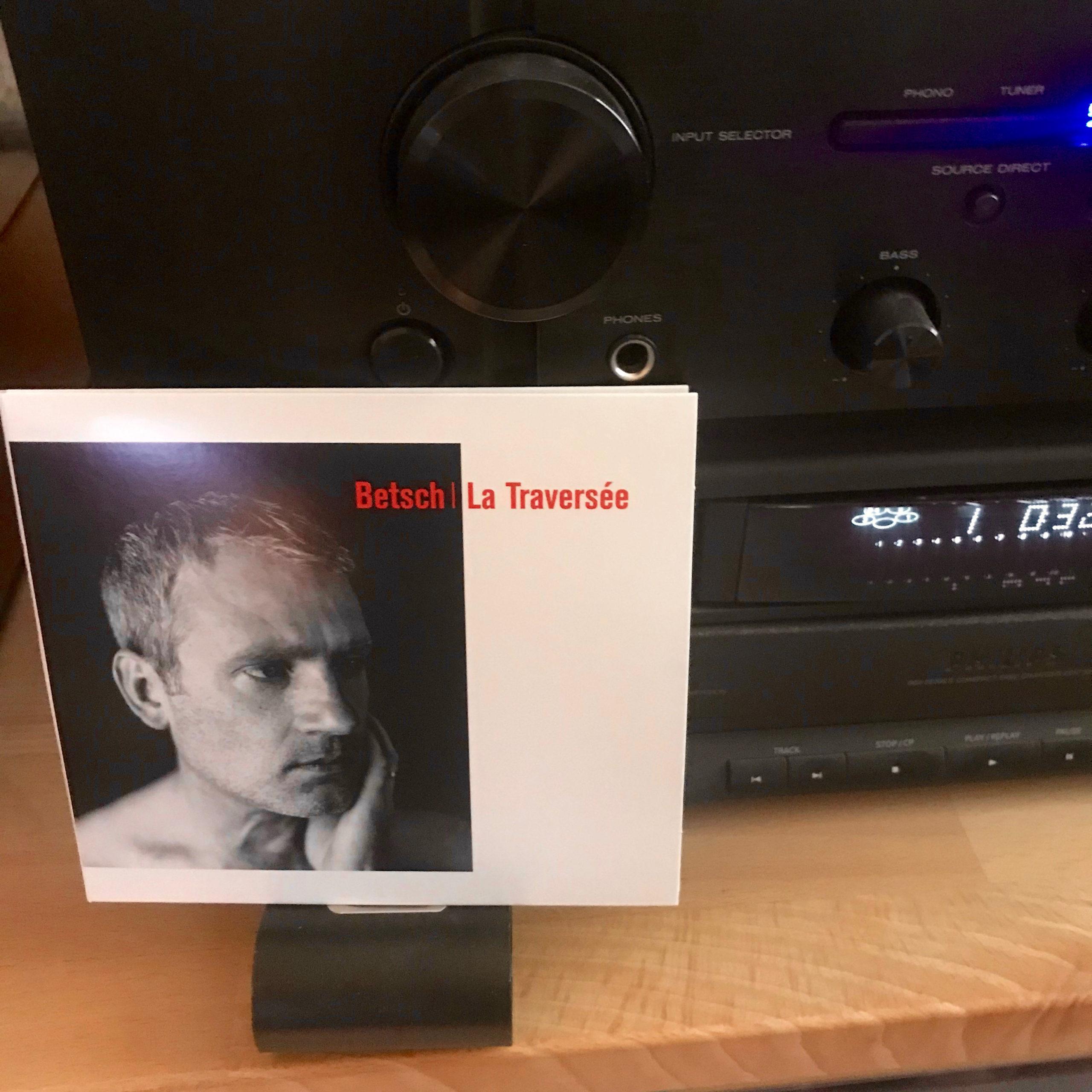 La Traversée – Bertrand Betsch