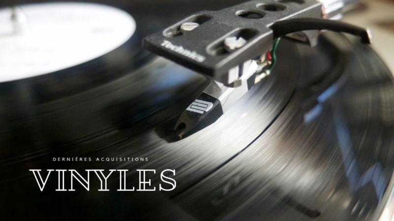 [Le Vlog Notes] 10 jours d'achats de Vinyles