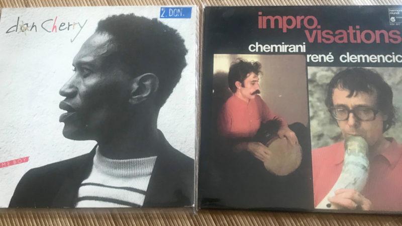 Un aller/retour à Montpellier et deux disques en rentrant !