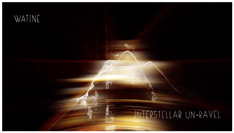 [Avant-première] Watine – Interstellar Un-Ravel.