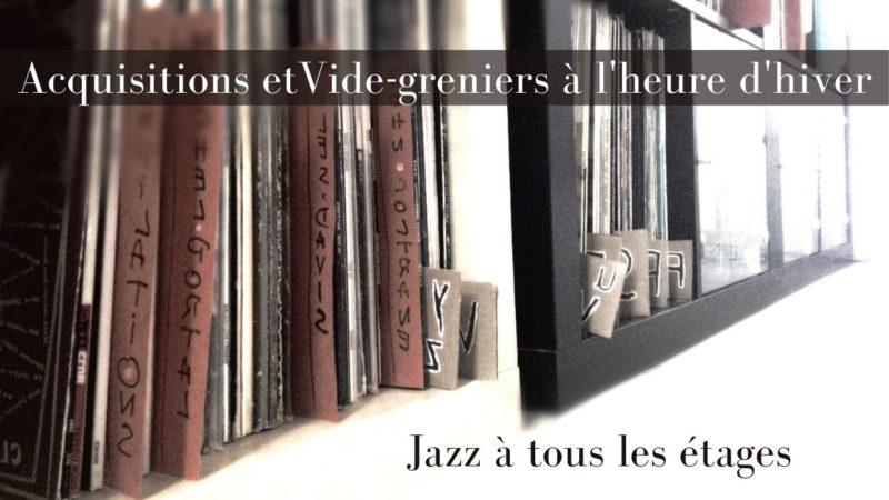 [Vlog Notes] Acquisitions et vide-greniers heure d'hiver