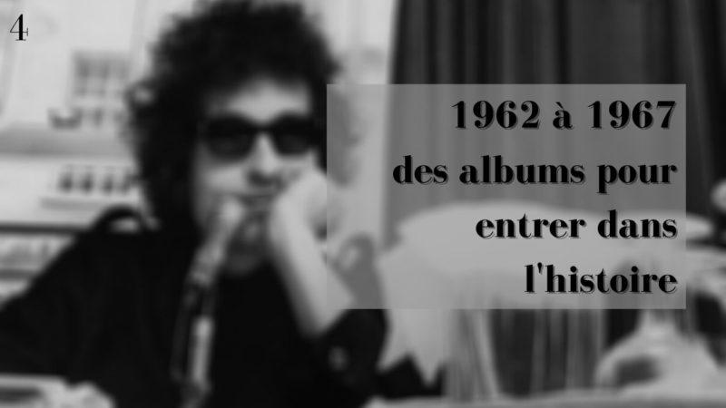 [Vlog Notes] Bob Dylan, chapitre 4 et des albums pour la postérité !