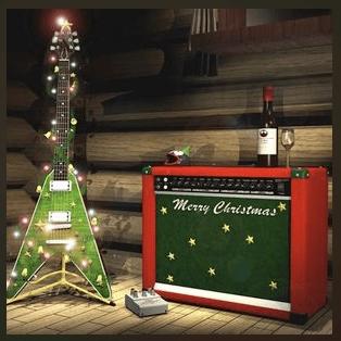 [Sur le Mixcloud de Boutsi1] C'est Noël chez Rockologie