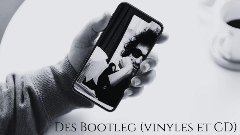 [Vlog Notes] Bob Dylan et quelques Bootleg.