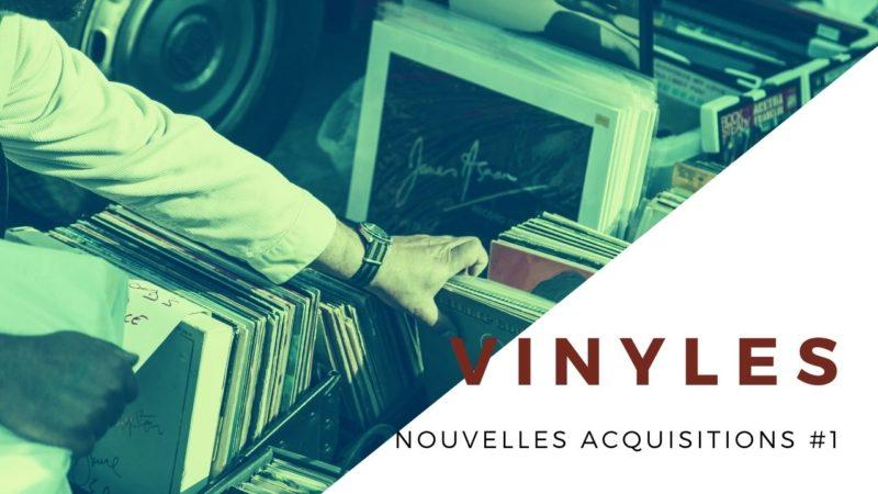 [Vlog Notes] Première partie du chapitre 2 des acquisitions de vinyles de juin 2021…