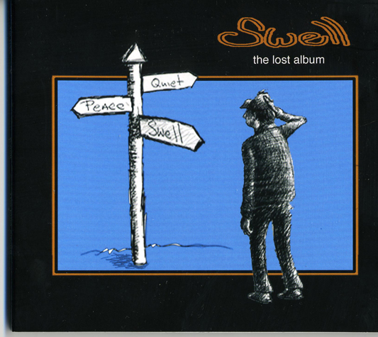 Pochette CD Swell The Lost Album