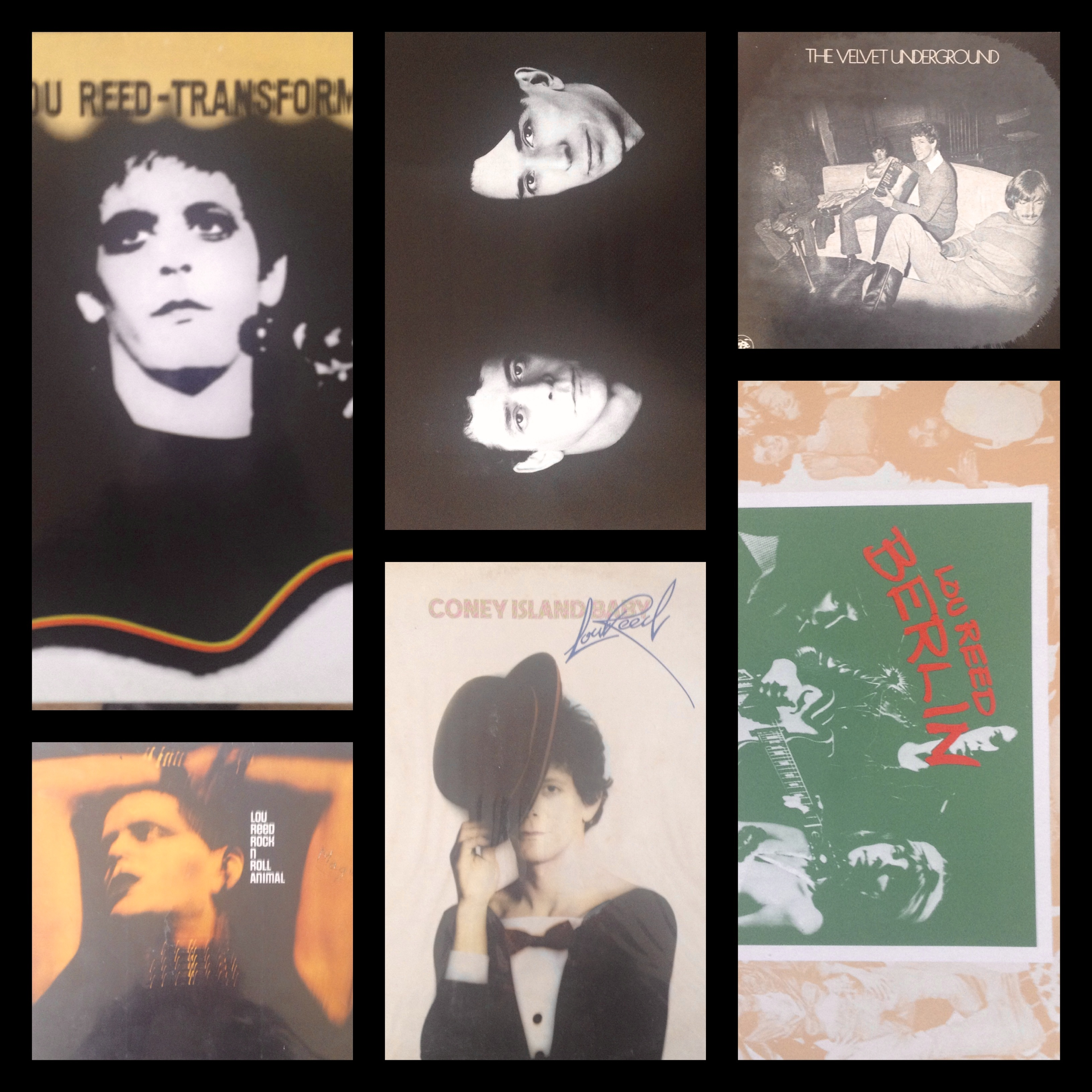 My Lou Reed