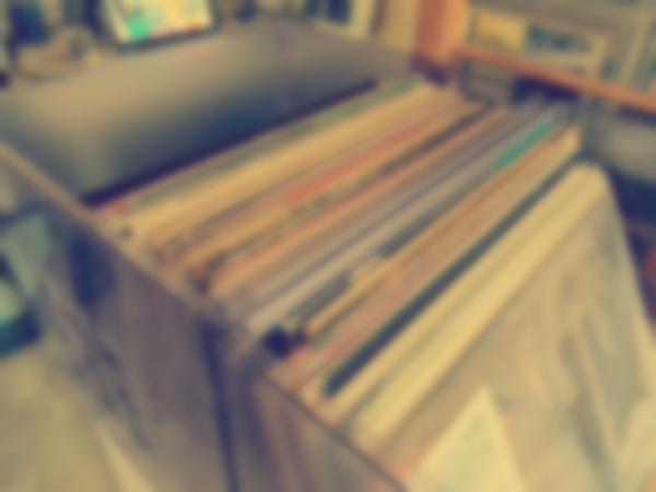 Quelques achats de vinyles et de CD aussi
