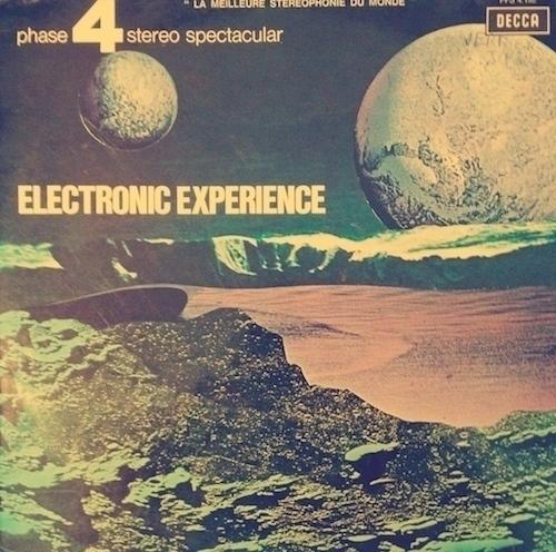 La trouvouille de dimanche : Electronic experience !