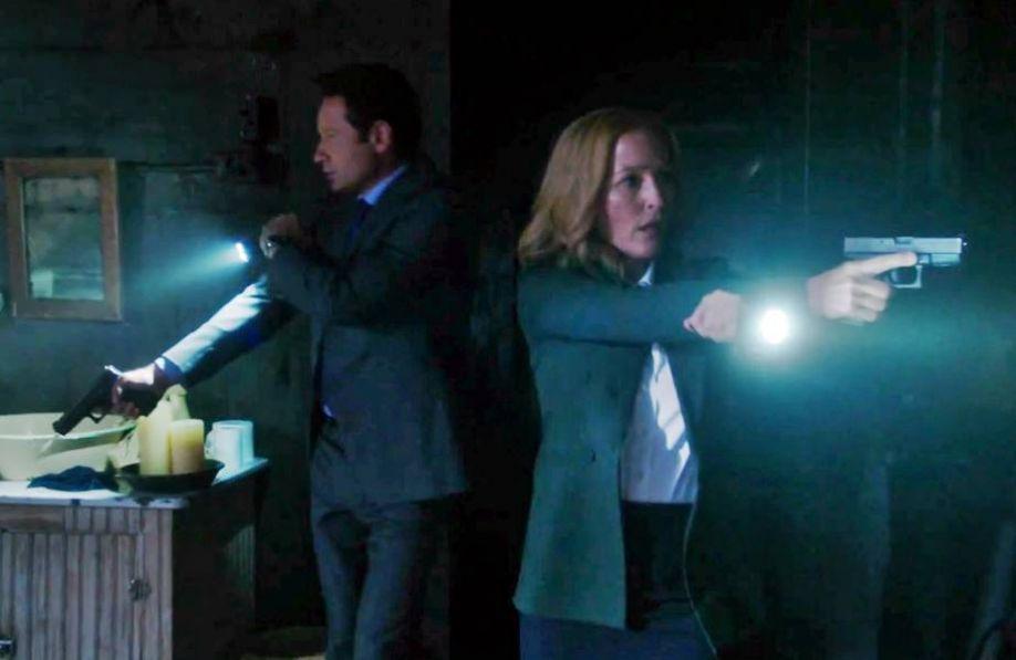 X-Files ; deuxième acte.