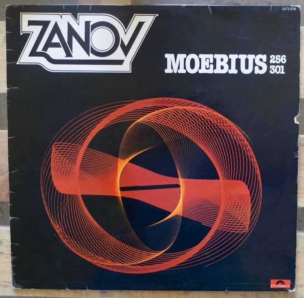 Moebius 256 301 – Zanov