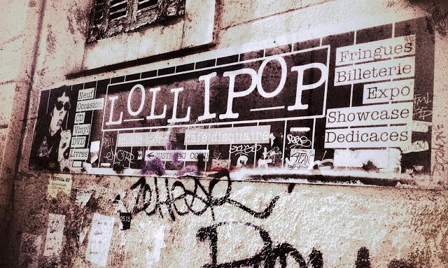 Lollipop Music Store !
