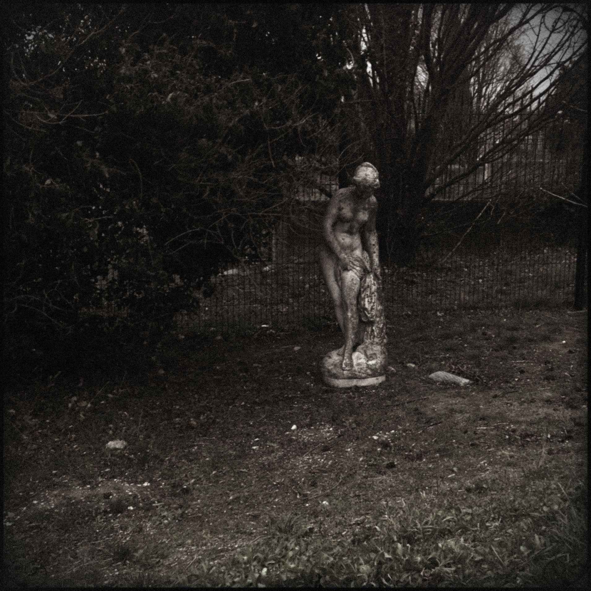 [Image du Jour] Le fantôme du parc