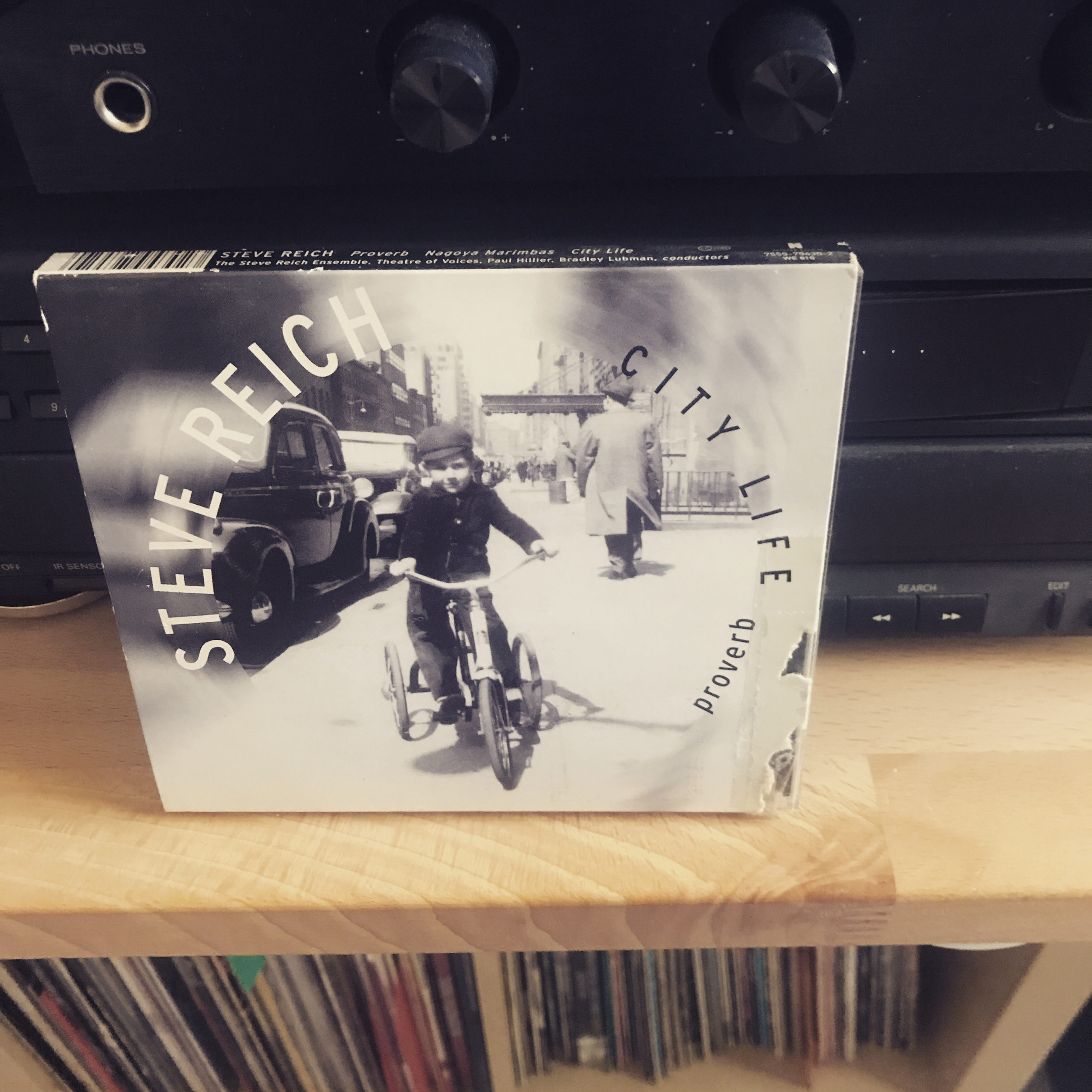Jour 26 – Steve Reich