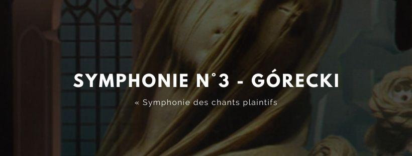 Vlog Notes – Symphonie des chants plaintifs