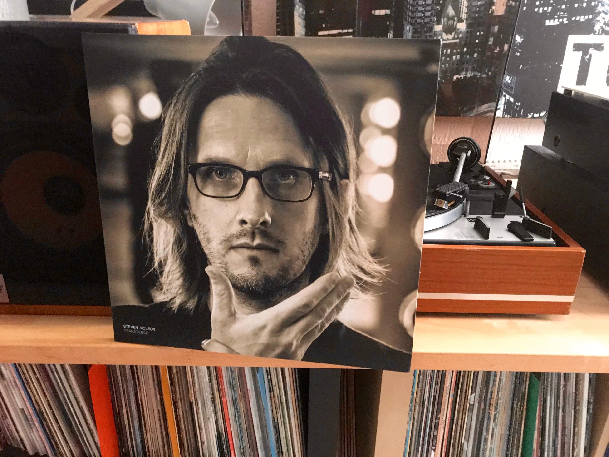 [Sur la platine] Steven Wilson.