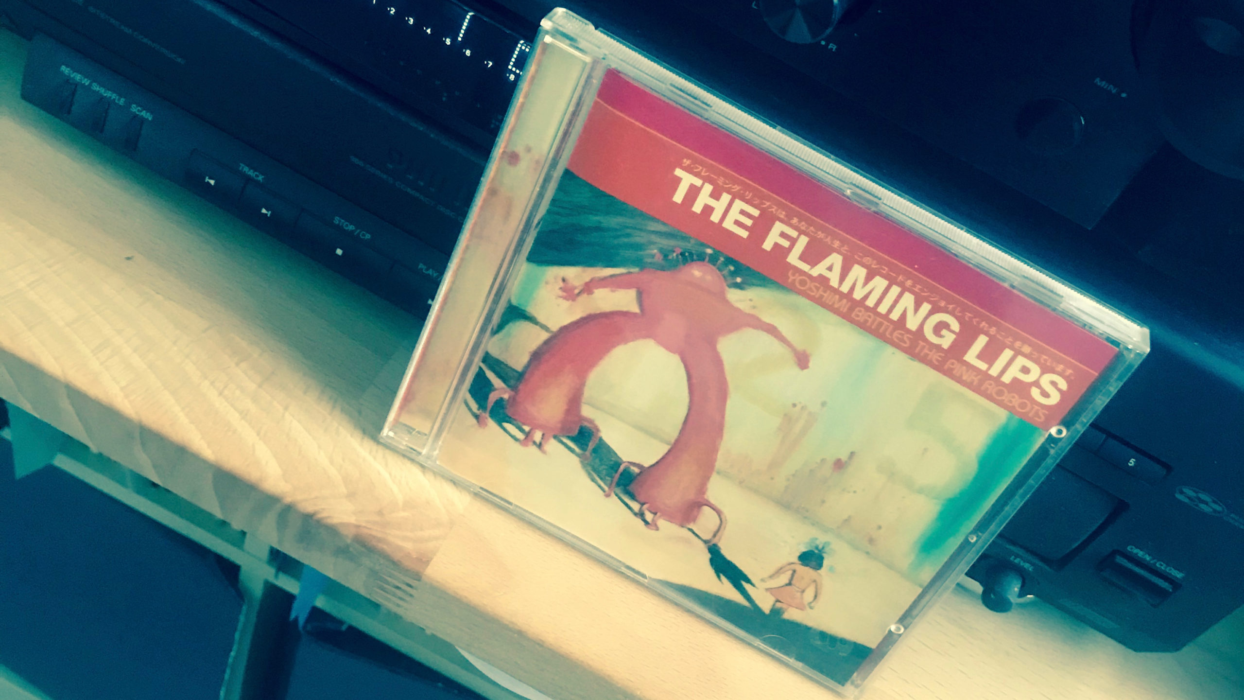 Jour 48, J-8 – The Flaming Lips