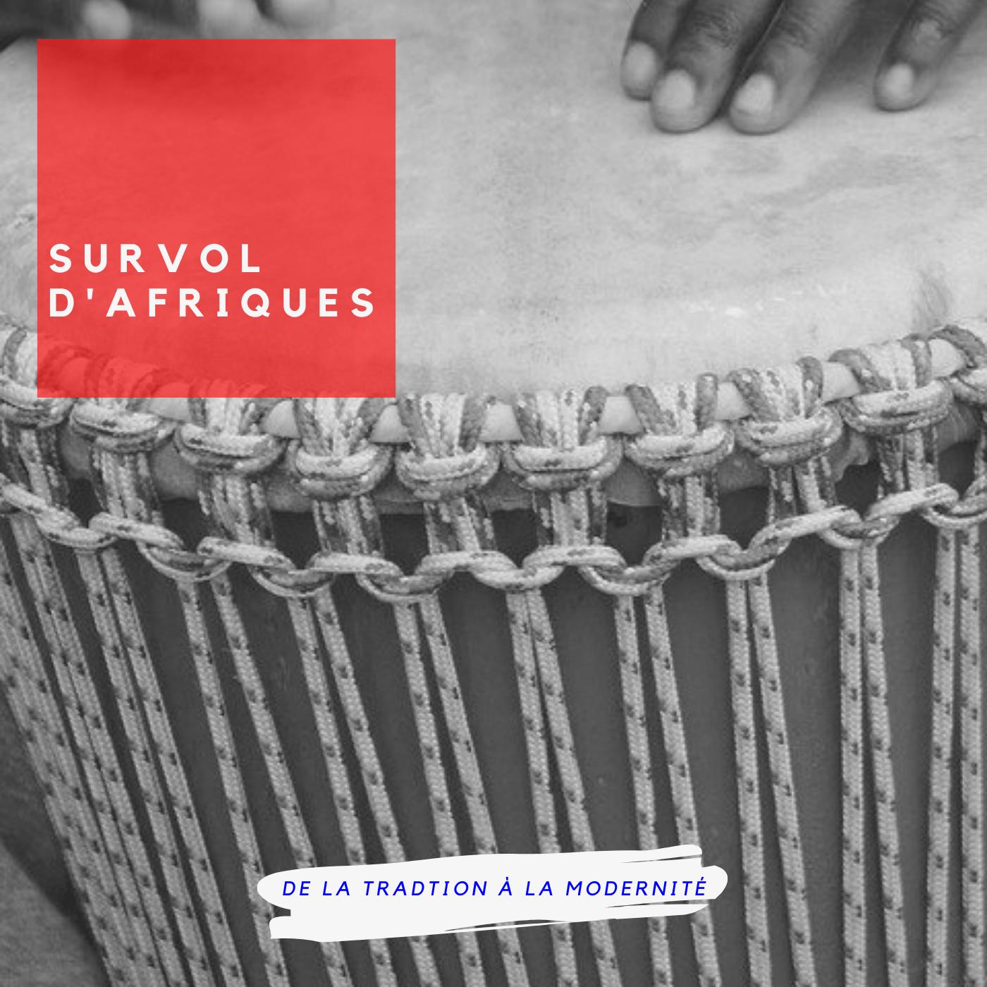 [Sur le Mixcloud d'Olivier Boutsi] Survol musical en Afrique