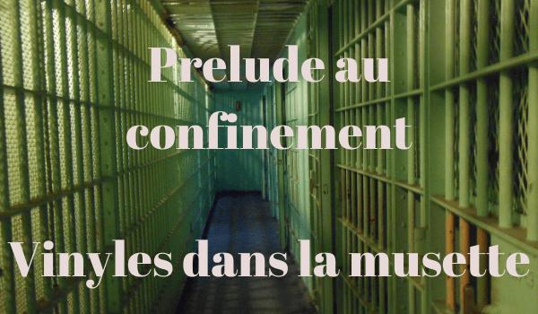 [Vlog Notes] Prélude au confinement.