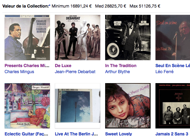 Discogs !!!