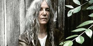 Patti Smith !