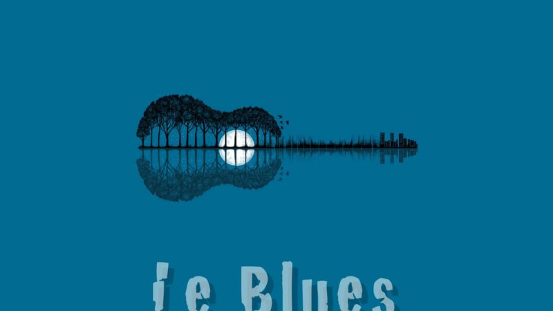 [VLOG NOTES] et 5 albums de Blues.