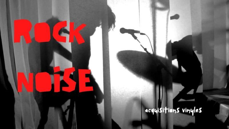 [Vlog Notes] Des acquisitions vinyles très Rock !