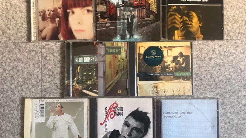 Les premiers albums CD de 2021