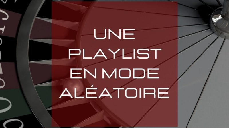 [Sur le Mixcloud de Boutsi1][Sardequin] Playlist en mode aléatoire.