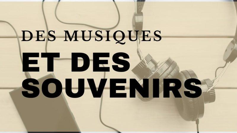 [Sur le Mixcloud de Boutsi1][Sardequin] Des Musiques, Des Souvenirs